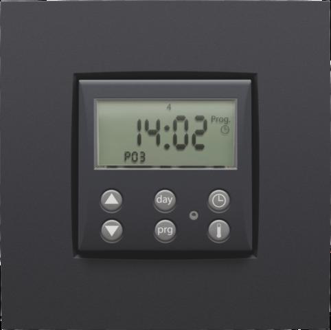 Salus termostat VS35W je určený ku kontrole teploty podlahového vykurovania.