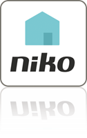 Configuration and control app Niko Home