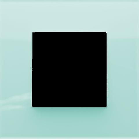 simple plaque de recouvrement pure liquid jade. Black Bedroom Furniture Sets. Home Design Ideas