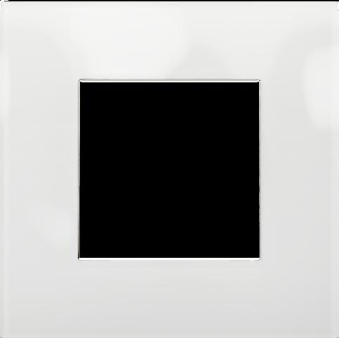 Simple plaque de recouvrement pure liquid snow white for Plaque de plexiglas transparent castorama