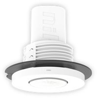 Presence detector, 360°, 230 V, 12 m, master, 2 channel, for flush mounting
