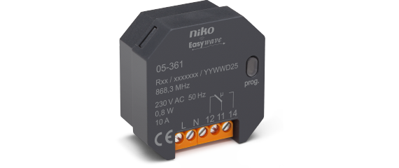 Niko Connected Switch - Wireless receiver