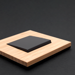 Niko Switch Pure bamboo black